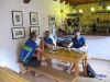 Neue Vesperstube im Castell d'Alaró