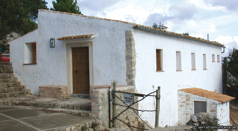 Refugi Castell d'Alaró