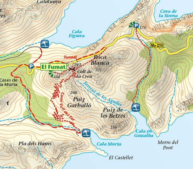 Mallorca – Wanderung auf dem  Cap Formentor